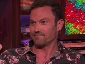 Brian Austin Green Talks Early Days with Megan Fox: 'I Kept Pushing Her Away'