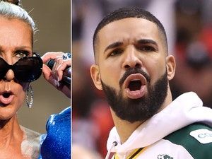 Celine Dion Asks Drake to Not Tattoo Her Face on His Body