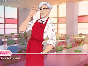 KFC Is Making a Game in Which You Can Date... Colonel Sanders