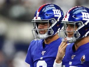 New York Giants Bench Eli Manning, Daniel Jones to Start at QB