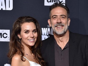 Jeffrey Dean Morgan and Hilarie Burton Officially Tie the Knot
