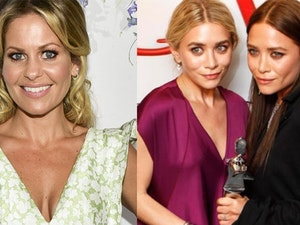 Candace Cameron Bure Hasn't Kept Up With Mary-Kate or Ashley Olsen
