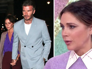 Victoria Beckham Says Key to Marriage With David Beckham Is 'Communication'