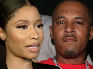 Nicki Minaj Says She Married Kenneth Petty