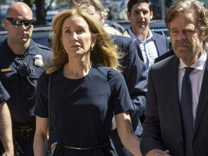 Felicity Huffman Released From Prison 3 Days Early