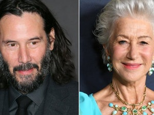 Some People Thought Keanu Reeves' New Girlfriend Was Helen Mirren