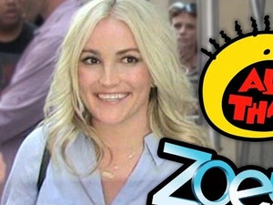 The Cast of 'Zoey 101' Is Back Together on the New 'All That'