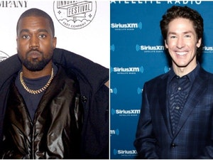 Kanye West to Appear at Joel Osteen's Church for Televised Sunday Service