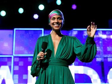 Alicia Keys Will Return as Grammy Awards Host in 2020