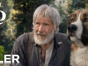 Watch Harrison Ford and His Dog in the 'The Call of the Wild' Trailer