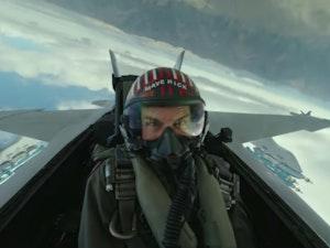 Watch Tom Cruise in the Latest 'Top Gun: Maverick' Trailer