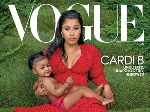 Cardi B Is on the Cover of 'Vogue'
