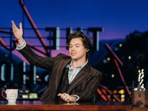 Harry Styles Hosted 'The Late Late Show' and Things Got Awkward With Ex-Girlfriend Kendall Jenner